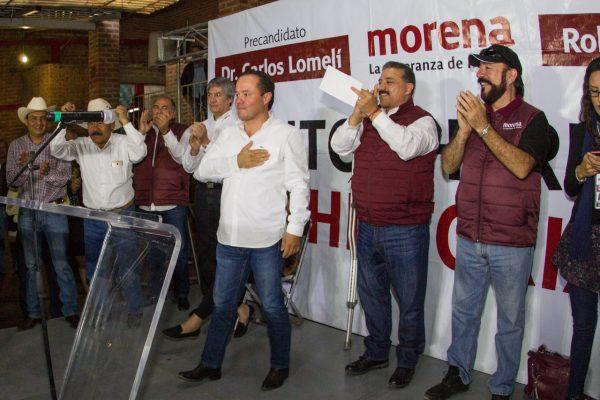 Perfilan a Alberto Maldonado por Morena en Tlaquepaque