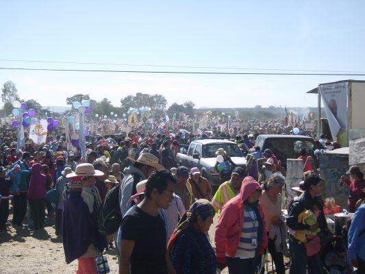 Se coordinan estados vecinos para el resguardo de peregrinos a San Juan de los Lagos