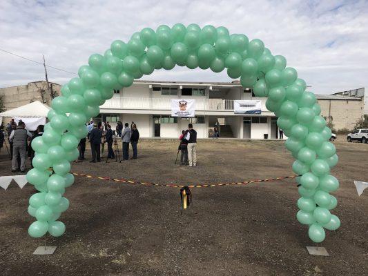 Inauguran preparatoria en El Zapote