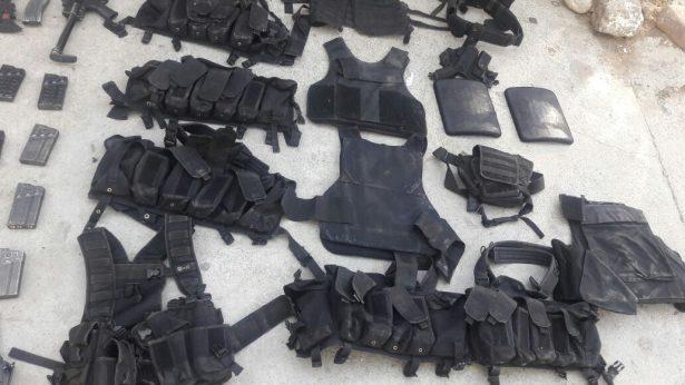 Vincula PGR a nueve personas detenidas con arsenal en Mexticacán
