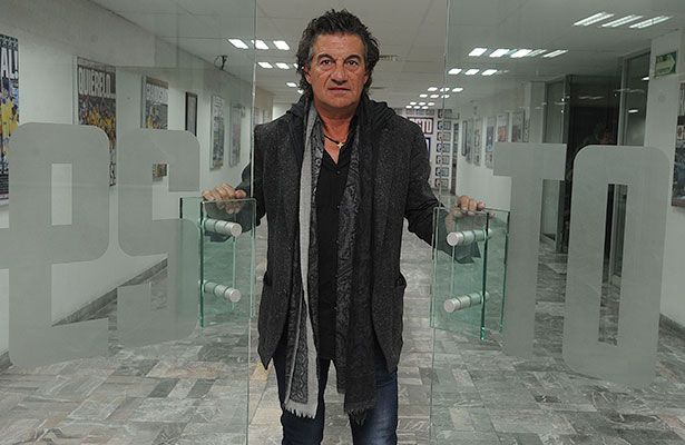 Rubén Omar Romano se reunió esta tarde con la Directiva atlista