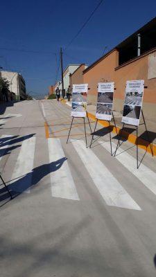 Guadalajara entrega obras en la calle Manuel Acuña