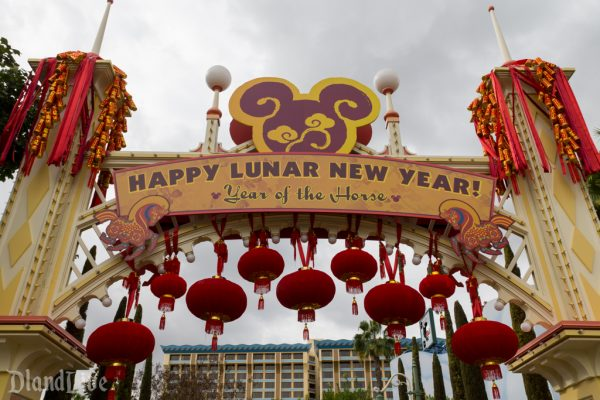 Celebran el año nuevo chino