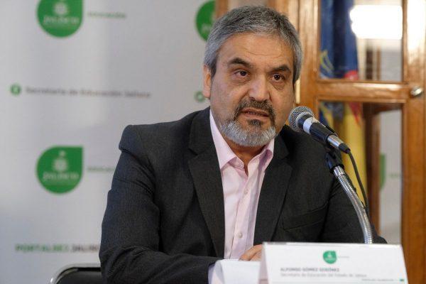Sin problemas en escuelas de Jalisco: SEJ