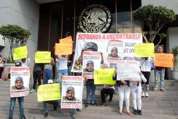 Hijo de Don Chelo está desaparecido, supuestos amigos se manifestaron en PGR