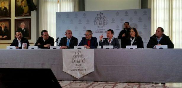 Presidentes metropolitanos de GDL piden diálogo al Gobernador para tema de homologación salarios