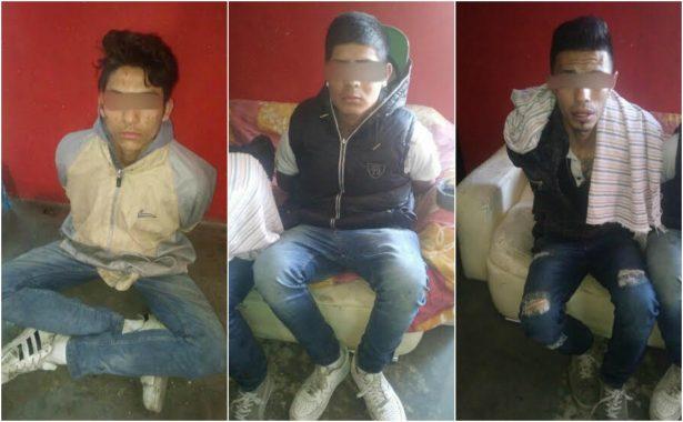 Policías de Tlajomulco rescatan a tres personas privadas de la libertad