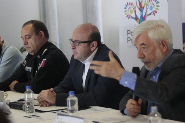 Intercambia AMS estrategias policiales con Santiago de Chile