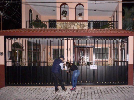 Fiscalía confisca propiedades a ex rector de UAN