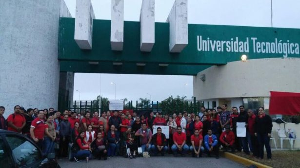 Estalla huelga en Universidades Tecnológicas de Nayarit