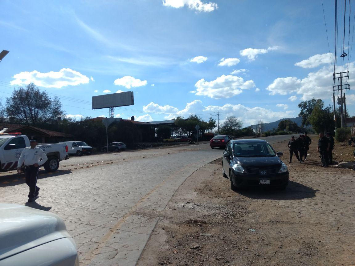 Se restablece el orden en Ocotlán tras bloqueos