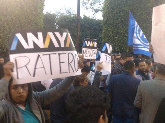 Múltiples acusaciones en redes entre panistas, emecistas, y priistas tras visita de Anaya y Alfaro