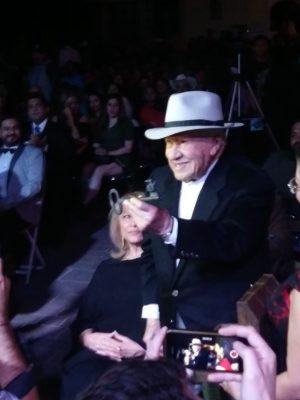 El festival de cine de Tequila rinde homenaje a Ignacio López Tarso