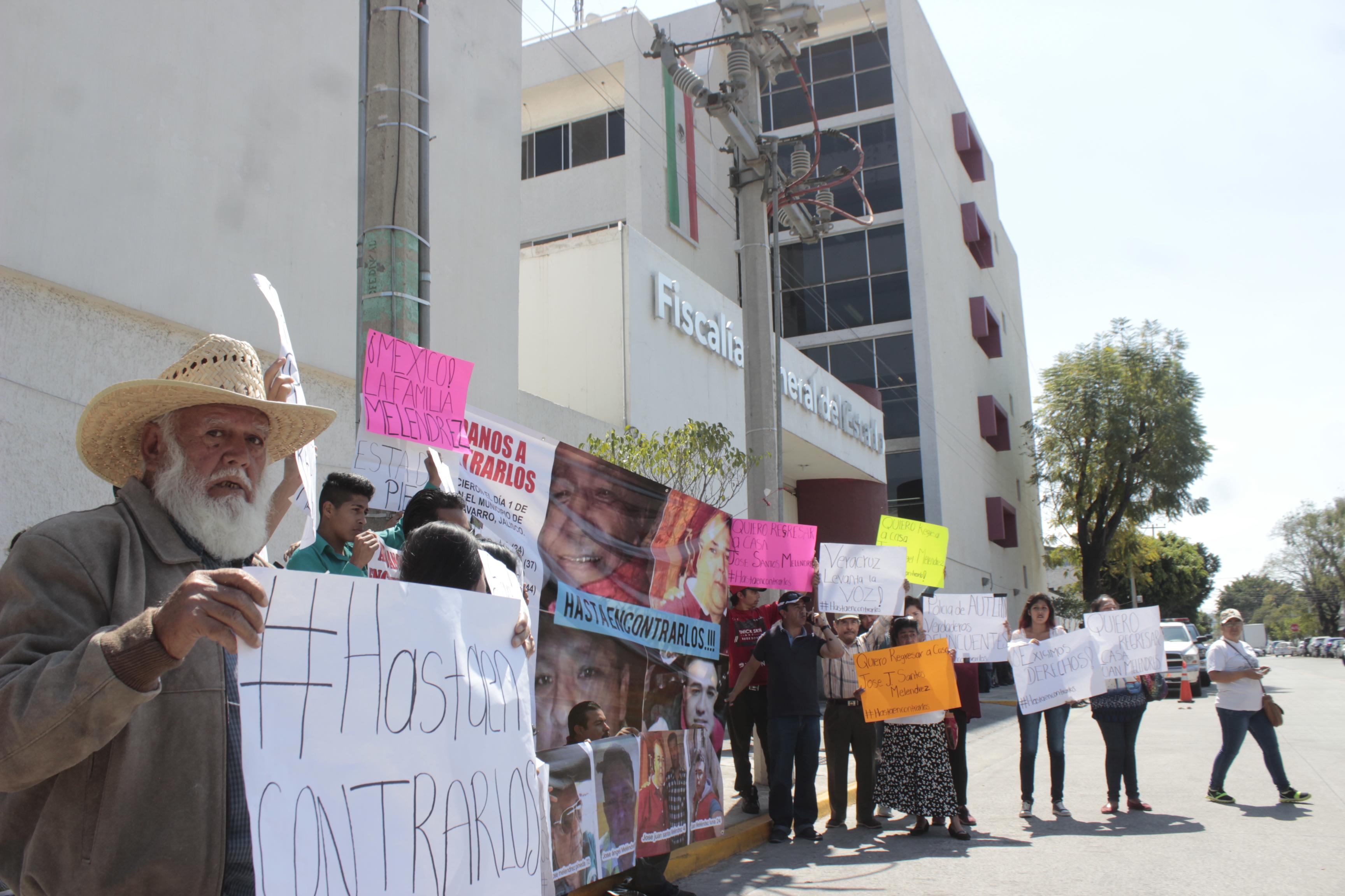 ¿Quiénes son los 4 veracruzanos desaparecidos en Autlán, Jalisco?