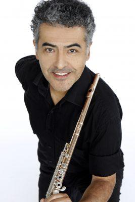 """Dirigirá flautista Miguel Ángel Concurso Nacional de Flauta """"Gildardo Mojica"""""""