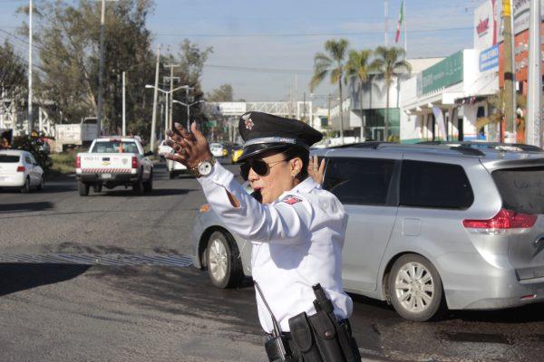 Zapopan pide mayor presencia de agentes viales en Viaducto Belenes