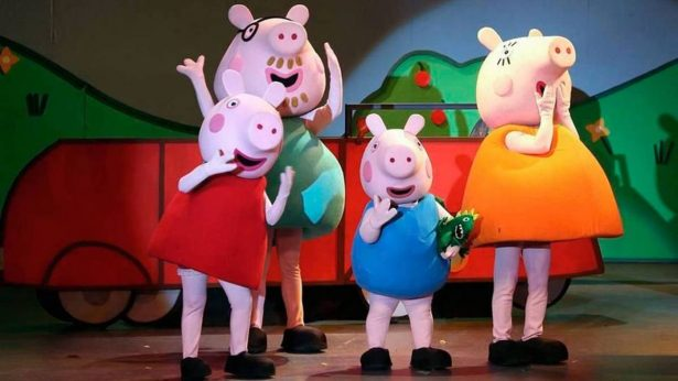 Regresa Peppa Pig a Guadalajara