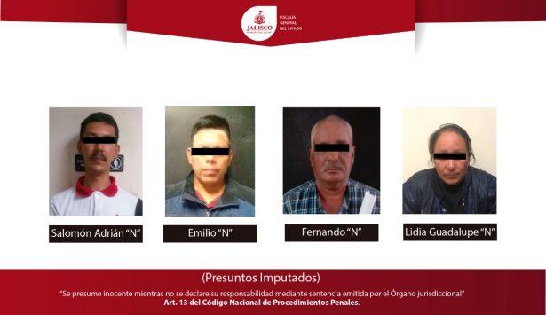 Imputan a policías de Tecalitlán por desaparición de tres italianos