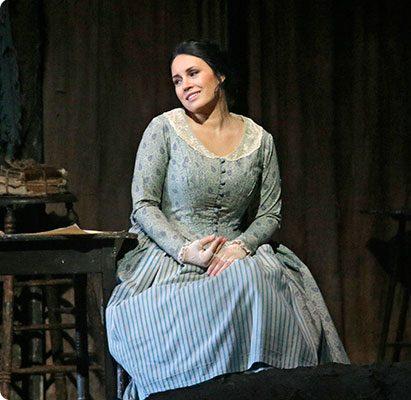 La bohéme se presentará en el Teatro Diana
