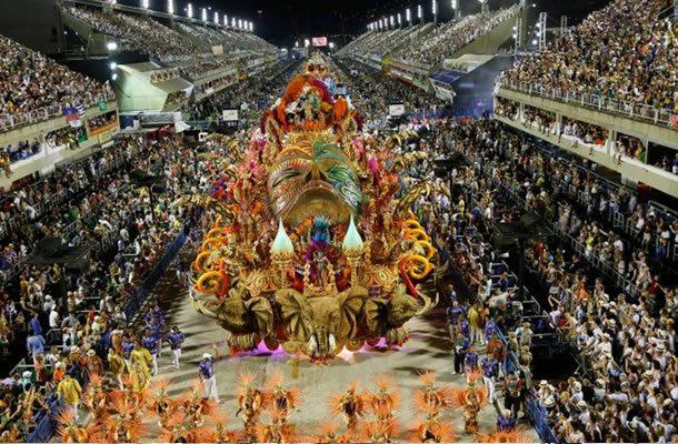 Emite SSJ recomendaciones a personas que van a viajar al Carnaval de Brasil