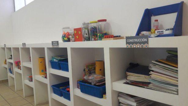 Entregan trabajos de remodelación de Centro de Desarrollo Infantil número 20