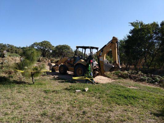 Denuncian nueva devastación en zona boscosa de Zapopan