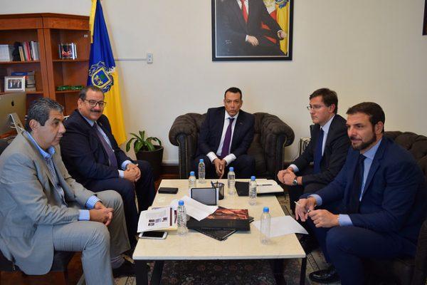 Gobierno de Jalisco se reúne con representantes de la Embajada de Italia tras desaparición de tres ciudadanos de Nápoles