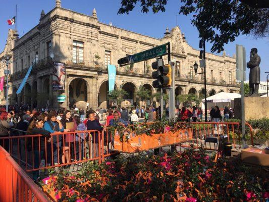 Comienza en Guadalajara festejo por su fundación