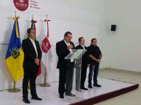 Aprehenden a cuatro policías de Tecalitlán por la desaparición de tres italianos