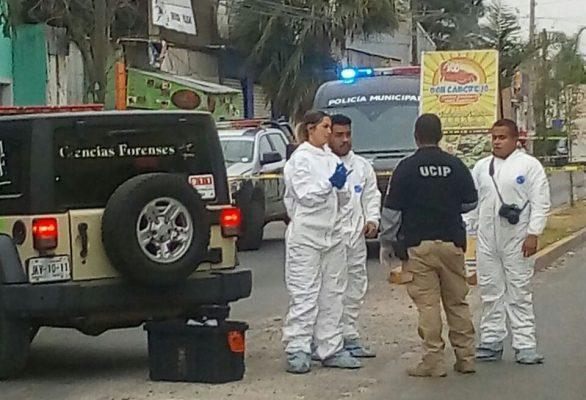 Uno de los fallecidos en el restaurante de Tlaquepaque podría ser integrante de una célula del CJNG