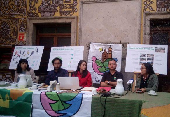 """Frente Unido por Huentitán exige a Semadet declarar como zonas de recuperación ambiental los predios """"El Disparate"""""""
