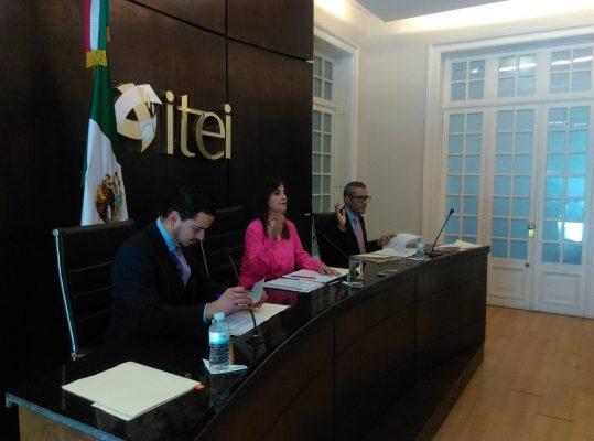 Pide presidenta ITEI a presidentes municipales cumplan con publicación de información