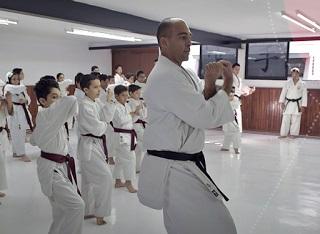 Impactando Guadalajara y el mundo a través del karate