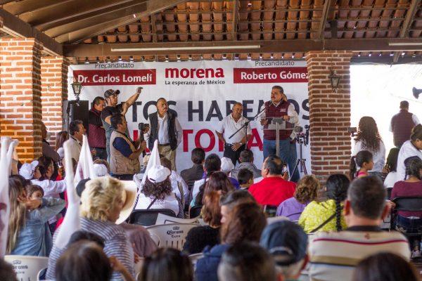 Critica Carlos Lomelí programas de apoyo al campo
