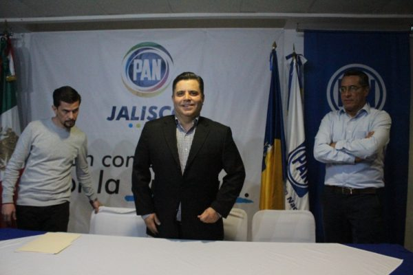 Desde el Comité Nacional definirán al abanderado panista para Jalisco