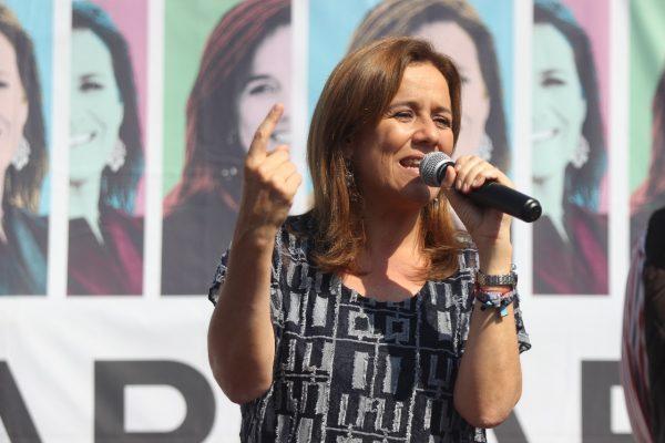 Sacará Margarita Zavala a la PF de la Secretaría de Gobernación