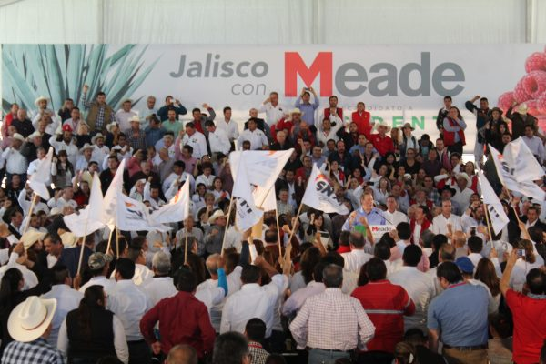 Promete Meade realizar una reforma profunda al campo y en donde el productor sea el centro
