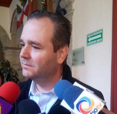 """""""O eres panista o no, no existen los medios panistas"""": Miguel Angel Monraz"""