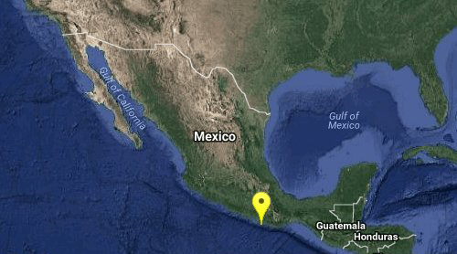 Van 389 réplicas tras sismo de magnitud 7.2