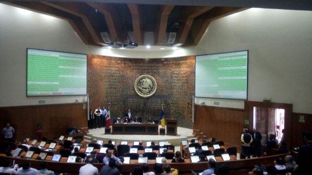 Congreso del Estado aprueba acusaciones contra Luis Carlos Vega Pámanes