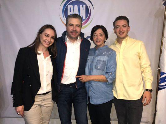 Carlos Arias se registra como precandidato a la Presidencia mpal de Guadalajara por el PAN