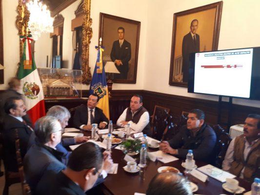 Se dispararon delitos en toda la ZMG: Uribe
