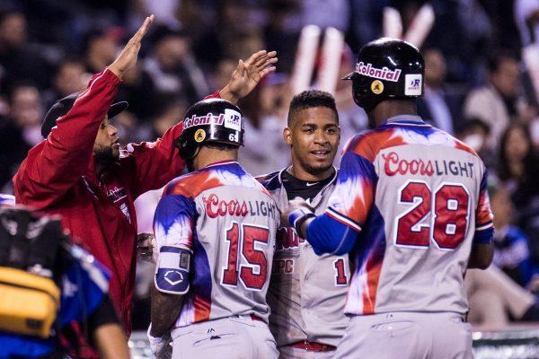 Puerto Rico y Dominicana, finalistas de la Serie del Caribe