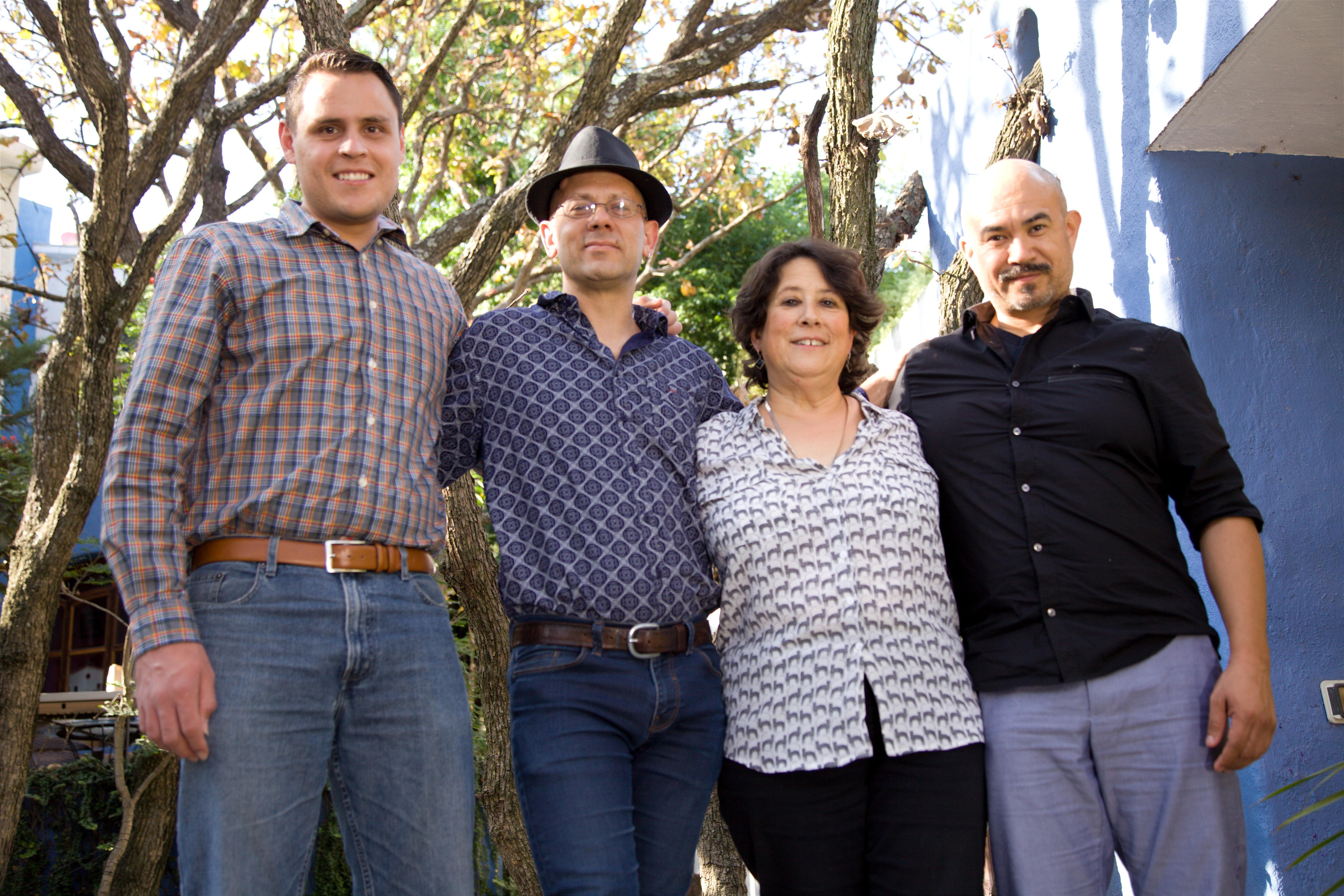 Sherele es un grupo especializado de música de tradición judía. Foto: Cortesía.