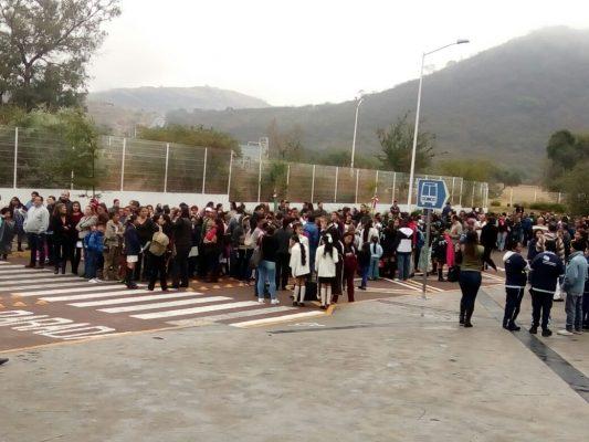 Sismo de 5.9 se percibió en la mayor parte de Jalisco