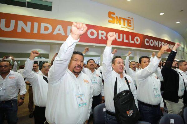 Se reelige Juan Díaz de la Torre al frente del SNTE