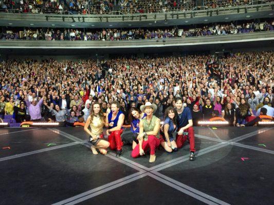 Exitosa presentación de Timbiriche  con su Tour Juntos en Guadalajara