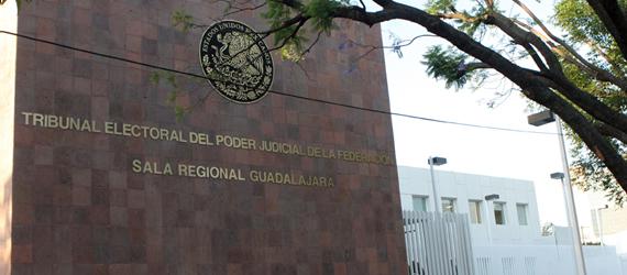 TEPJF da la razón a la sala regional de Guadalajara