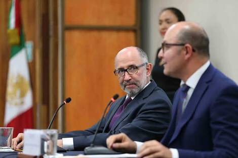 Doctor Honoris Causa a Julio Frenk Mora y a José Ramón Cossío Díaz