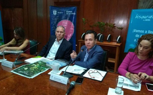Entrega Extra AC más de 100 mil árboles en Zapopan